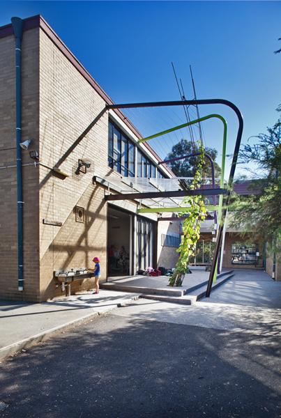 Spensley Street Primary School Mark Meaden - Architect arc14