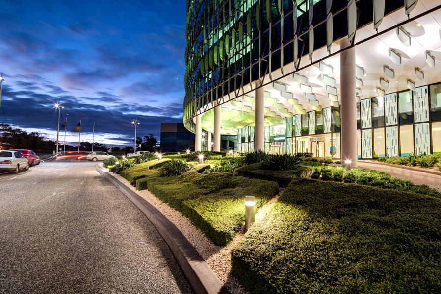 Norman Disney & Young Lighting - Royal Childrens Hospital arc31