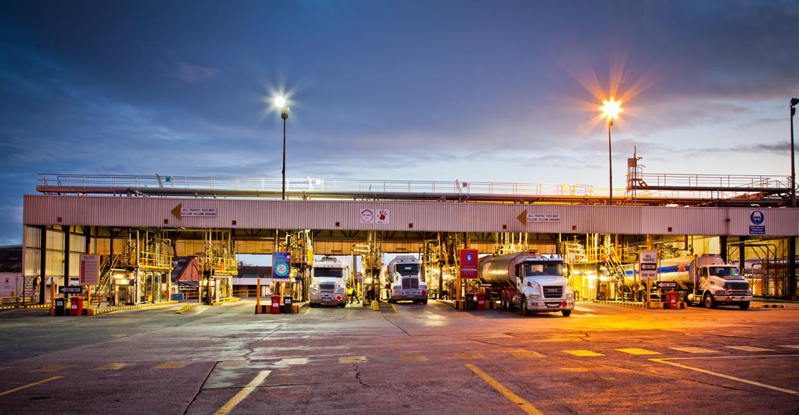 Mobil Oil Yarraville Terminal in10