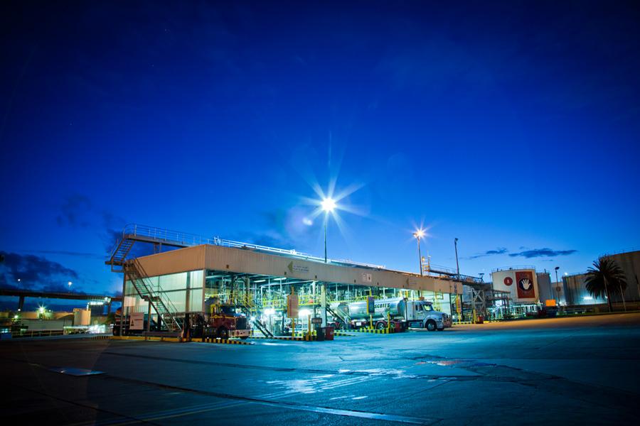 Mobil Oil Yarraville Terminal in11