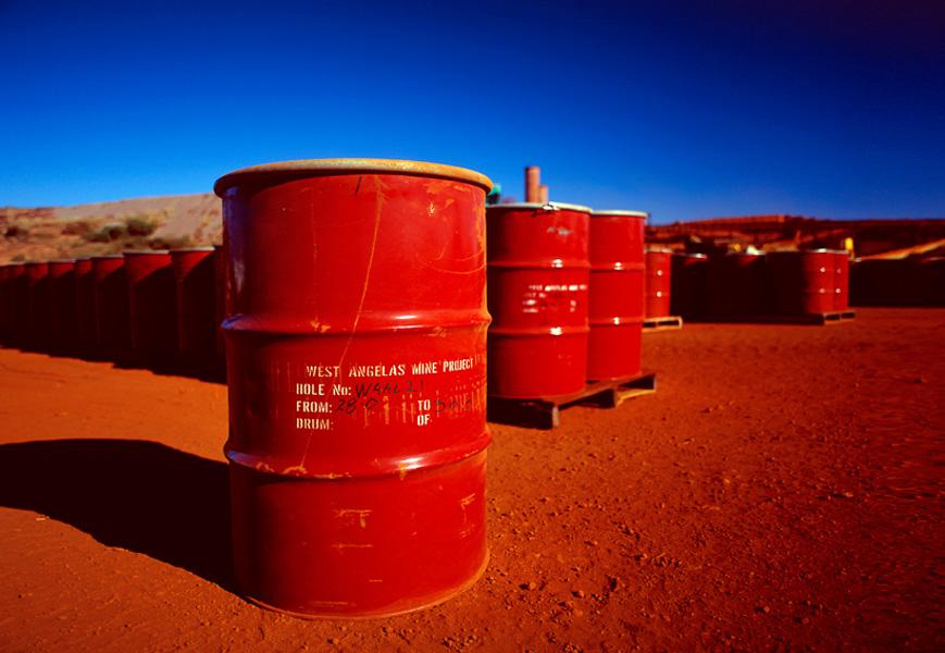 North Mining Location Pilbara  in18