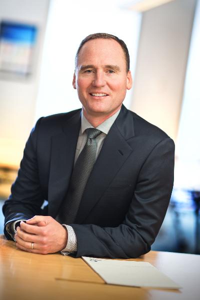 Ken MacKenzie Amcor CEO